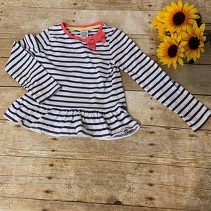 Girls long sleeve top by Gymboree. Size 4t